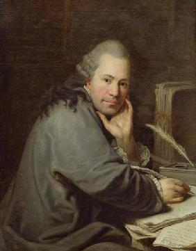 Portrait of a Writer 1772