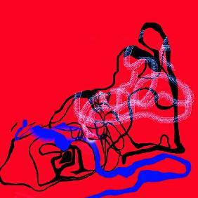 Reclining Nude 2009