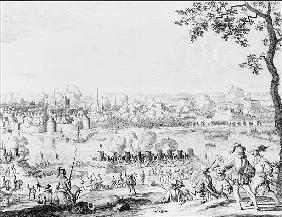 The Battle of Zutphen, 22nd September 1586
