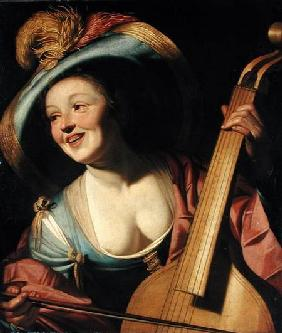 The Viola da Gamba Player