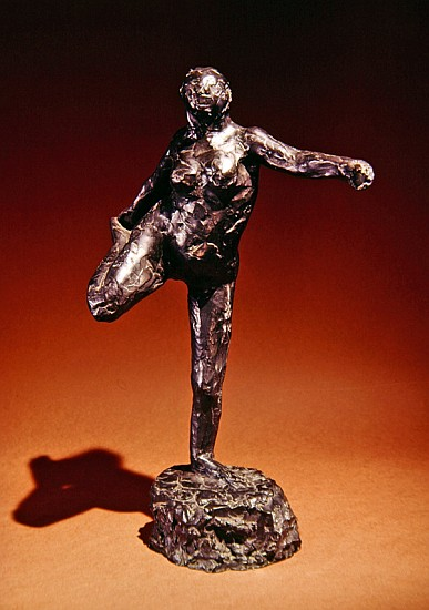 dancer bronze edgar degas als kunstdruck oder. Black Bedroom Furniture Sets. Home Design Ideas