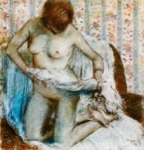 After the Bath 1884 stel