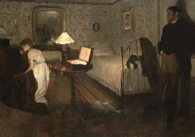 The Interior (Rape Scene) c.1868