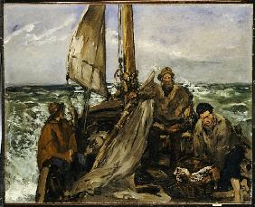 The Workers of the Sea