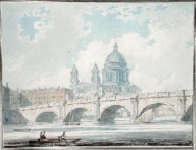 St Paul's Cathedral 1793  on