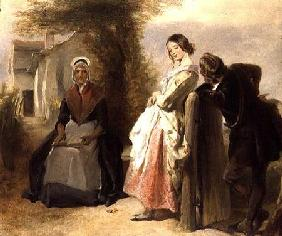 The Admirer 1841