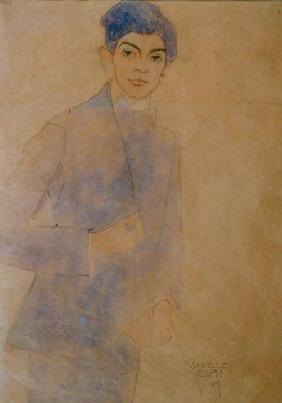Self Portrait 1908  on