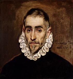 Portrait of an unknown gentleman c.1594