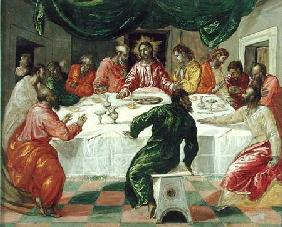 The Last Supper 1567-70