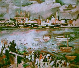 Port d'Anvers 1906