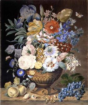 Flowers and Fruit 1828  on