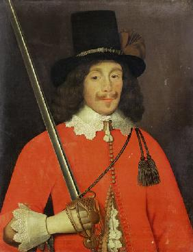 Portrait of a Gentleman c.1640