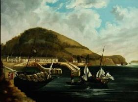 The Harbour, Torquay c.1780