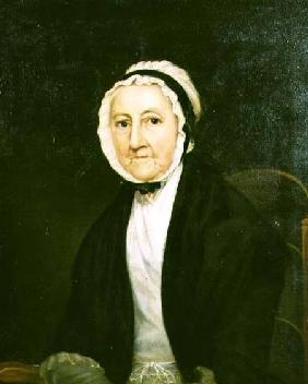 Portrait of a Quaker Lady