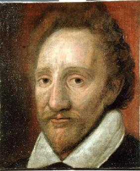 Portrait of Richard Burbage (1573-1619)