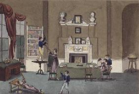 The Schoolroom in the Abse...