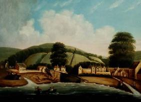 The Strand, Torquay c.1780