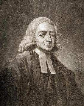 John Wesley (1703-91) (engraving) 19th