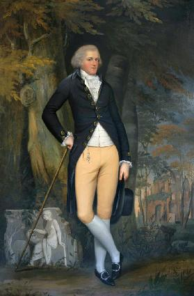 Edward Austen Knight (1768-1852) at the time of his Grand Tour
