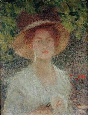 The Straw Hat 1910