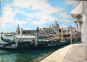 The Grand Canal, Venic2 1888