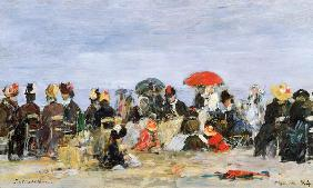 Figures on a Beach 1884