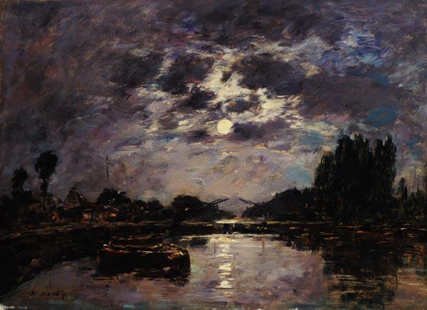 The Effect of the Moon 1891