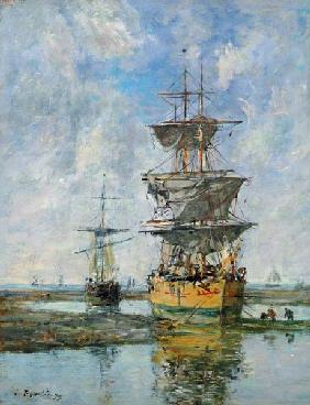 The Large Ship 1879