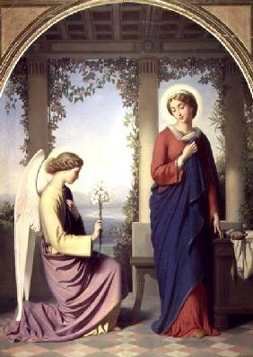 The Angelic Salutation, or The Annunciation 1860