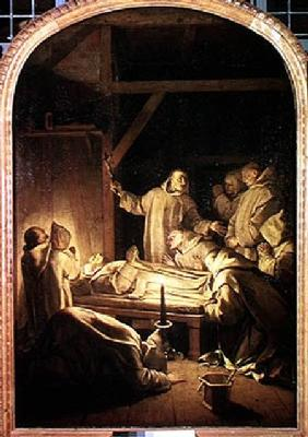 The Death of St. Bruno (1030-1101) 6th October 1101 1645-48