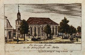 The Church of St. George in Konigsstadt, Berlin