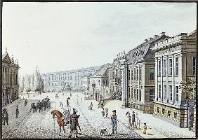 View of the Royal Palace, Berlin
