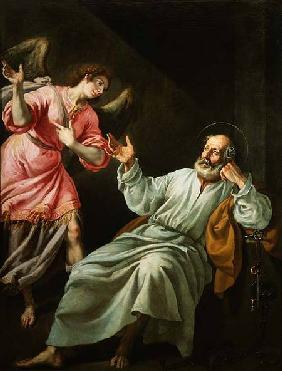 St. Peter's release from prison