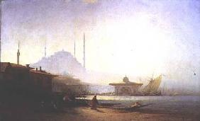 View of Istanbul 1864