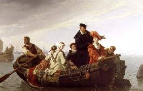 Spaniards Leaving the Netherlands 1871