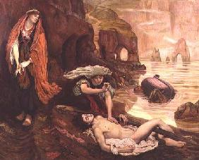 The Finding of Don Juan by Haidee 1878