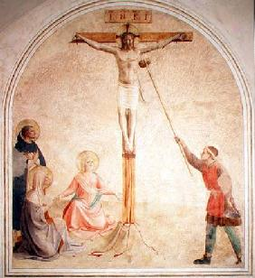 The Crucifixion with the Sponge-Bearer 1442