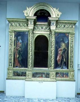 The Tabernacle of the Sacraments c.1484-6
