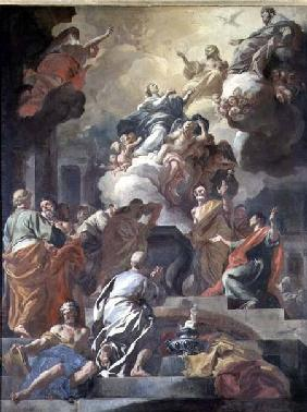 The Assumption of the Virgin 1690