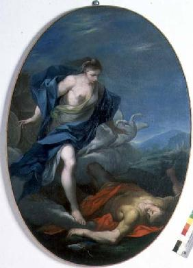 Venus and Adonis (pair of 78390)