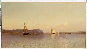 Late Afternoon, Haverstraw Bay 1871