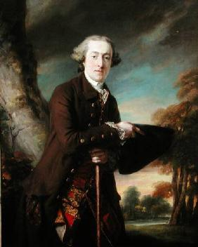 Portrait of Charles Colmore c.1760-65