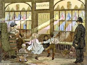 The Pharmacist, from 'The Book of Shops' 1899