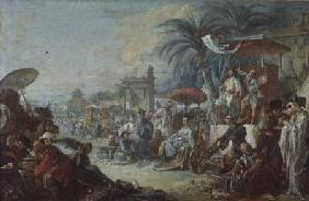 The Chinese Fair c.1742