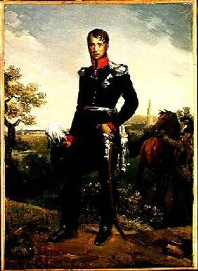 Frederic William III (1770-1840) King of Prussia 1814