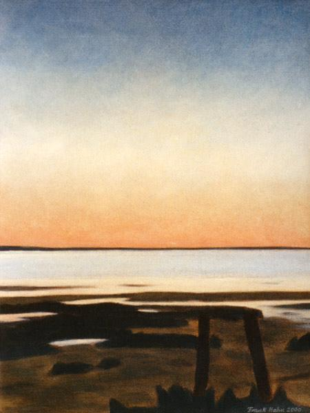 Malpeque Bay - Kanadische Seenlandschaft 2000