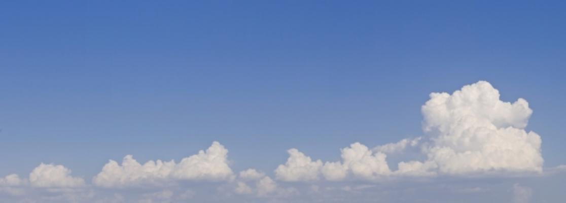 wolken panorama frank ungrad als kunstdruck oder handgemaltes gem lde. Black Bedroom Furniture Sets. Home Design Ideas