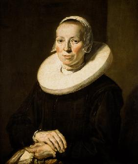 Portrait of a woman 1644