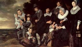 Family Group in a Landscape c.1647-50