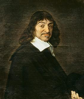 Portrait of Rene Descartes (1596-1650) c. 1649